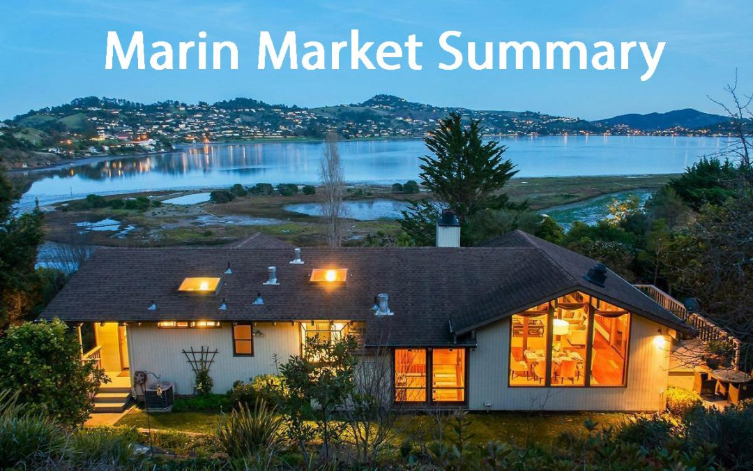 Marin Real Estate Sales Stayed Hot In November